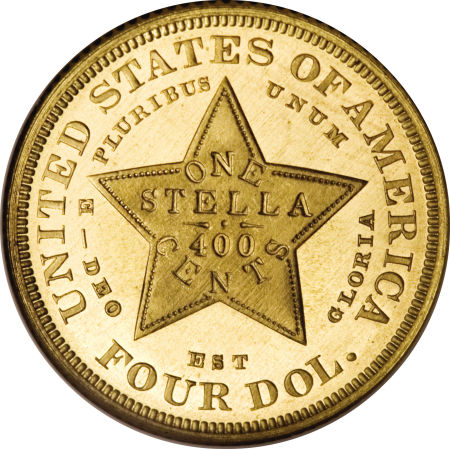 1880 four dollar stella prices